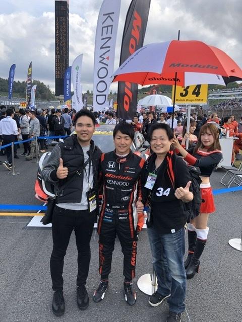 春日部、SUPER GT、ラウンド8、もてぎ、最終戦、大津弘樹選手、ゆりのき鍼灸整骨院